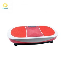 High quality body slimmer 3d Ultrathin Vibration <strong>Plate</strong> Crazy