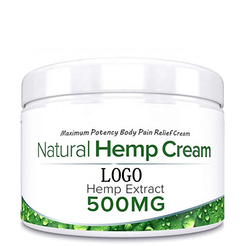 OEM/ODM Wholesale hemp oil pain relief hemp <strong>cream</strong>