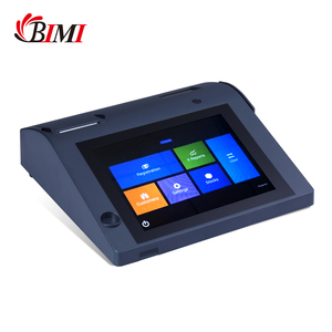 android electronic cash register with software built-in 58mm thermal printer LCD touch screen