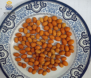 Hot selling quality sesame coated peanuts with cheap price