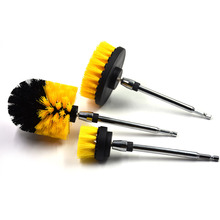 Car tire cleaning rotary drill <strong>brush</strong> scrubber <strong>brushes</strong> supplier