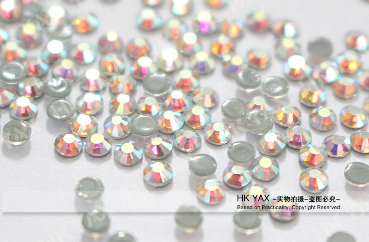 Y1012 China factory direct sale hot fix beads stone,Wholesale fine hot fix rhinestone, beads hot fix stone for weeding dress