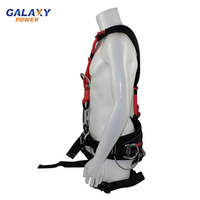 outdoor development falling suspension seat belt