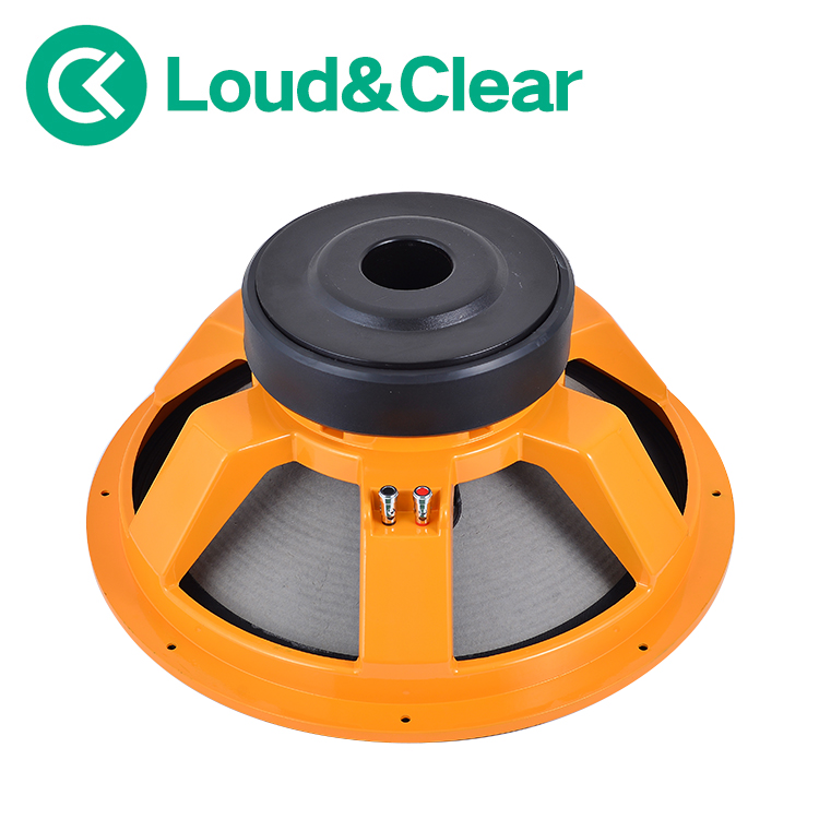 Super power 18 inch subwoofer <strong>speaker</strong> use in line array