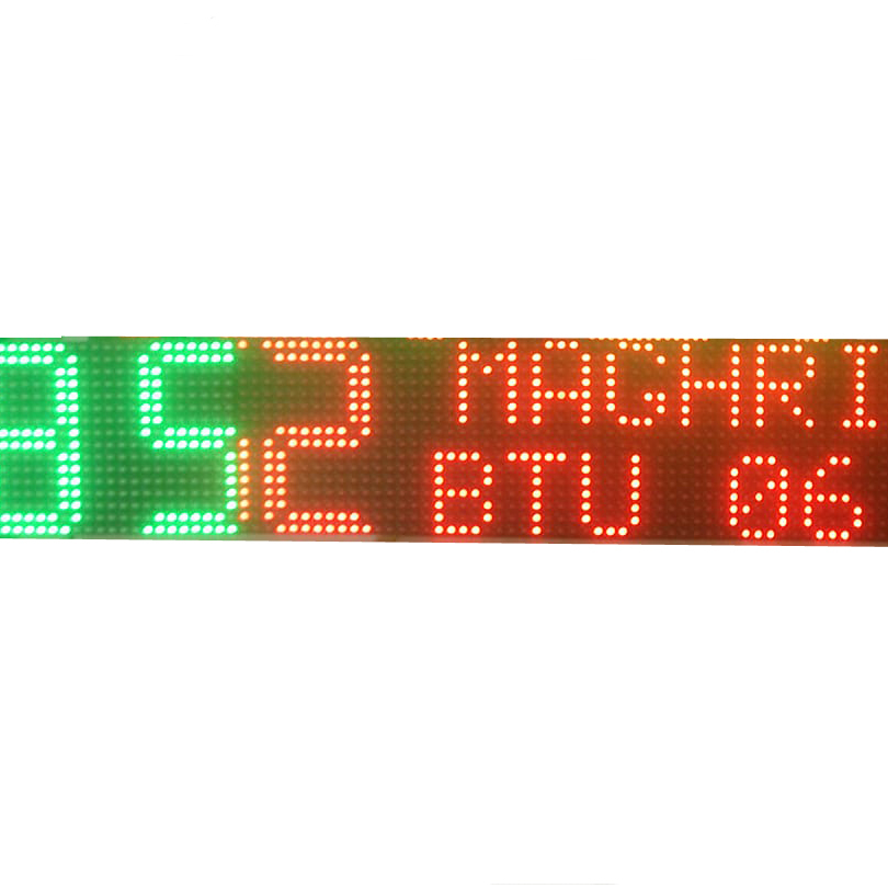 indoor outdoor <strong>P10</strong> led module red yellow/<strong>amber</strong> for text led sign