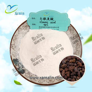 Oleanic acid 98% rice-shell extract CAS NO. 508-02-1