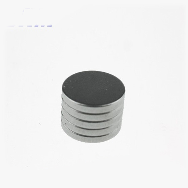 custom strongest n52 n35 D20 D22 countersink with holesintered neodymium <strong>magnet</strong> pvc nickel-coating for push pin manufacturer