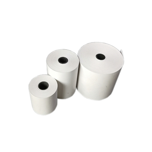 Papery pipe core eco  thermal paper with 80*80mm
