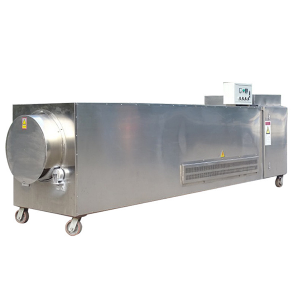 Professional manufacture sesame seed roasting machine / malt roasting machine / grain roasting machine
