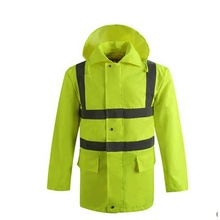 High Vis <strong>Safety</strong> Workwear Waterproof and rainproof Reflective Tape