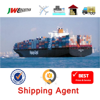 Source agency Supply freight forwarder logistics transportation for shipping service charges from china to usa
