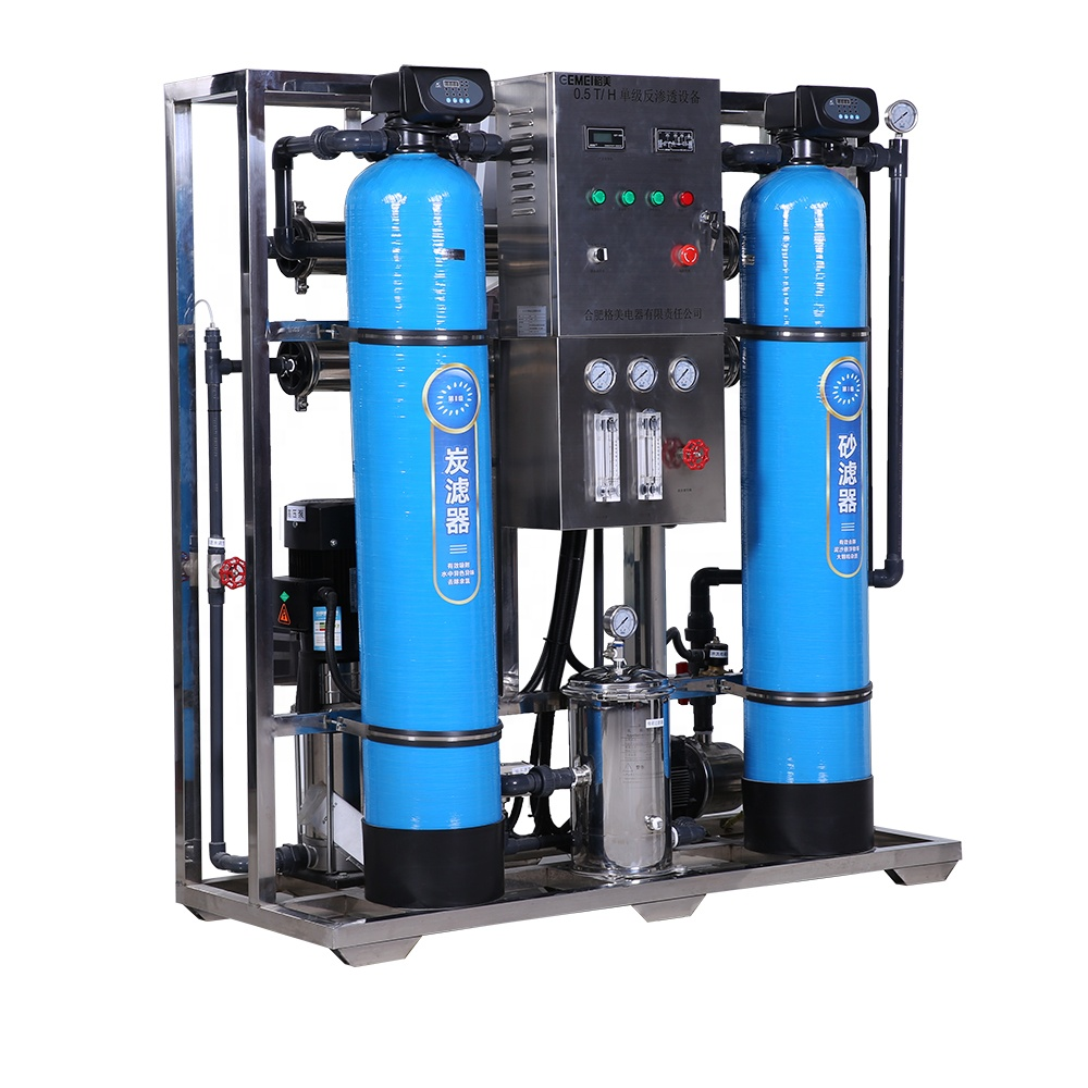 China Factory OEM Reverse Osmosis RO Water Treatment <strong>System</strong>