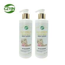 Private Label best selling 7 dag Huid Hydraterende & Whitening Gluta Bodylotion Voor Zwarte Huid