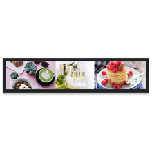 New Arrival Factory Supply TFT LCD 광고 디스플레이 Monitor 안늘어나면 옷이 LCD Panel