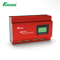solar charge controller 10A/20A/40A/60A/90A MPPT high quality and high efficiency