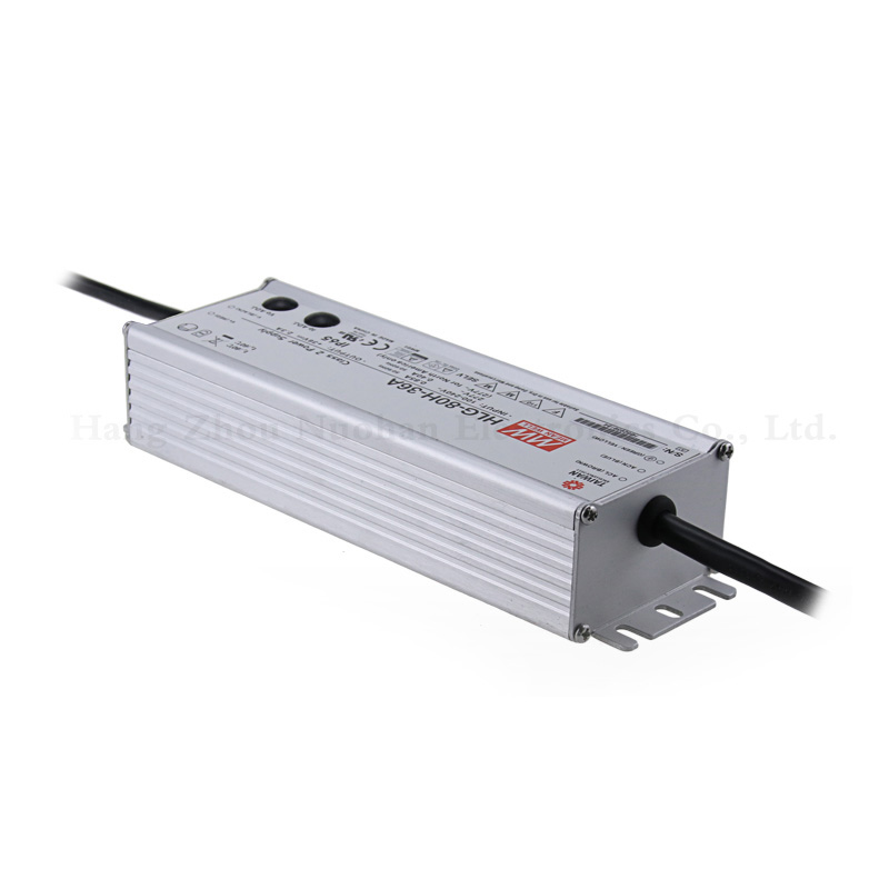 Mean well HLG-80H-36D waterproof power supply 80w constant voltage switching power supply LED <strong>driver</strong> 80w 36v