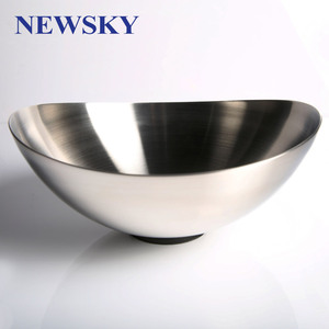 Hot selling stainless steel metal fruit basket with SGS certificate