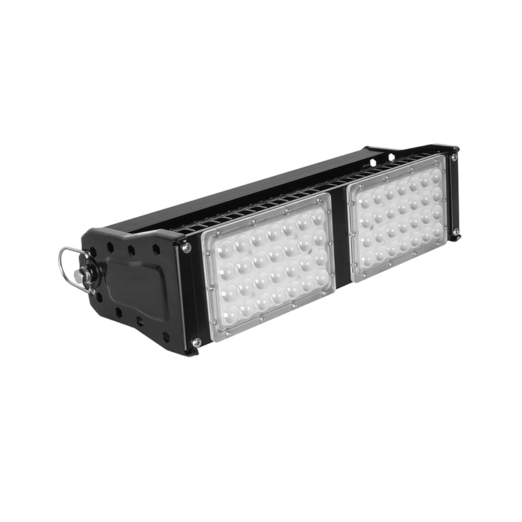 High lumen meanwell <strong>driver</strong> 5 years warranty 140lm/<strong>w</strong> 140pcs chips 100w linear led high bay light