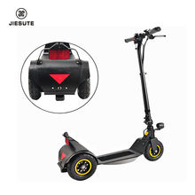 2019 Folding 500W Scooter Electric 3 Wheel Adult