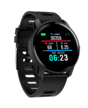 Men <strong>Smart</strong> <strong>Watch</strong> S08 IP68 Waterproof Fitness Tracker Heart Rate monitor Smartwatch Women Clock for android IOS Phone