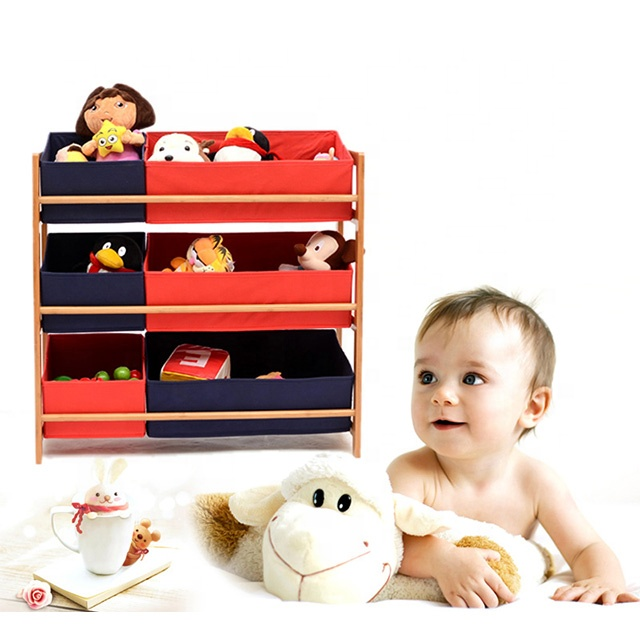 baby toys storage rack for kids toy playing