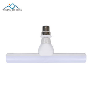 High brightness Easy installation indoor White Aluminum SMD 2835 10w led tube