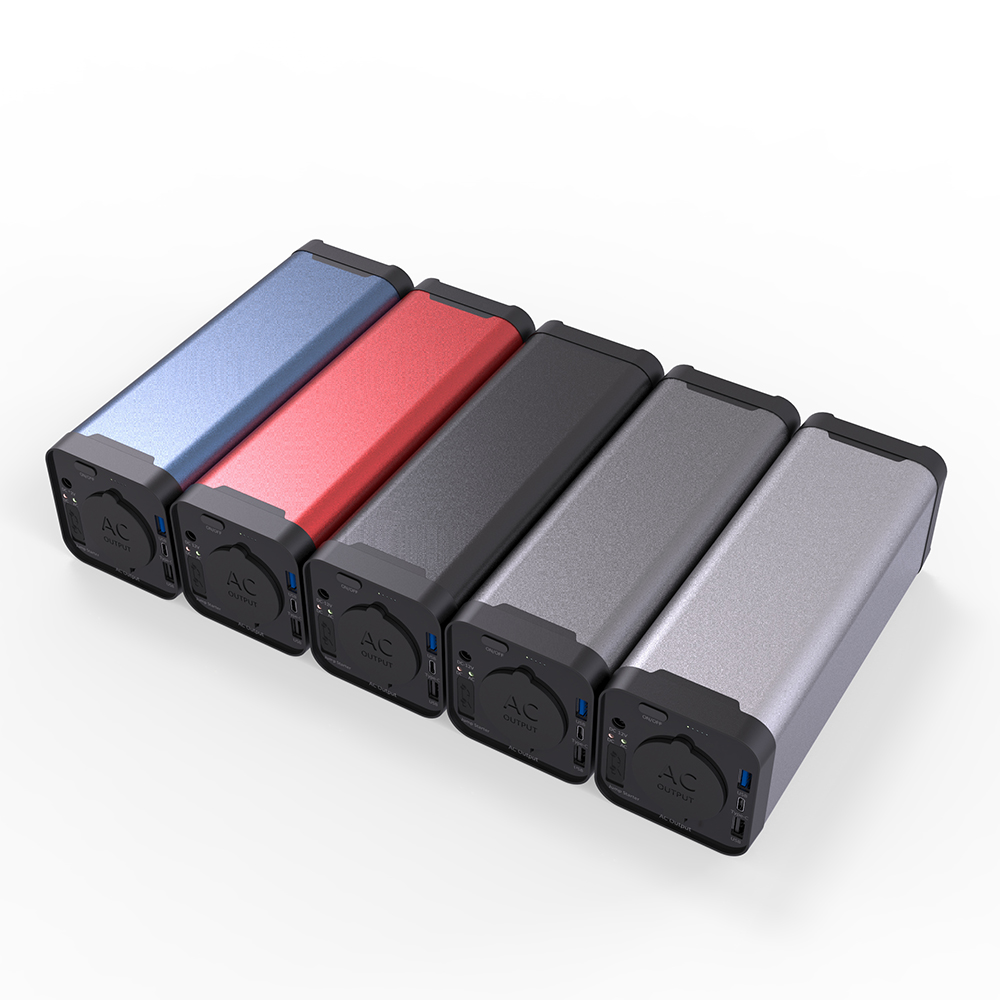 <strong>110</strong>/ 220V AC Output 150W External Battery Mini UPS Power Bank for Macbook Laptops Smartphones