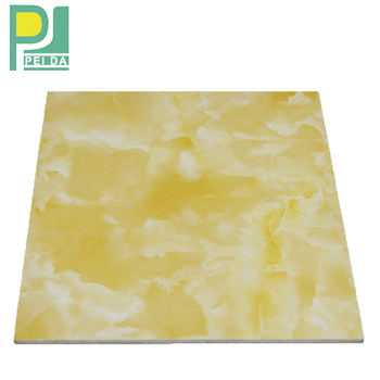 High Quality Ceiling Pop Design Picture Of Faux Marble Board In China by L/C Payment