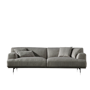 Fabric sofa modernl and Living Room Sofas in Foshan Top Furniture 2018