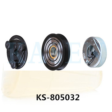 High Quality Auto Air Conditioning Compressor Electromagnetic Clutch 7PK 12V 355520 For Nissan NAVARA