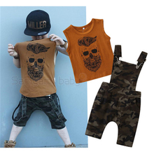 19A1011 fashion kid boys clothes t shirt + Jeans casual <strong>children</strong> baby boy clothing <strong>sets</strong>