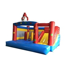 Nature inflatable combo bounce jumping castle inflatable outdoor amusement entertainment bouncy