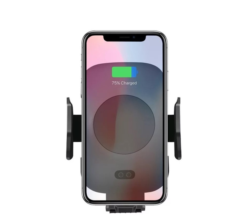 Qi Wireless Charger c9 <strong>c10</strong> for iPhone X XS XR 8 Fast Wireless Charging Pad for Samsung S8 S9+ Note9 8 Car Holder Charger