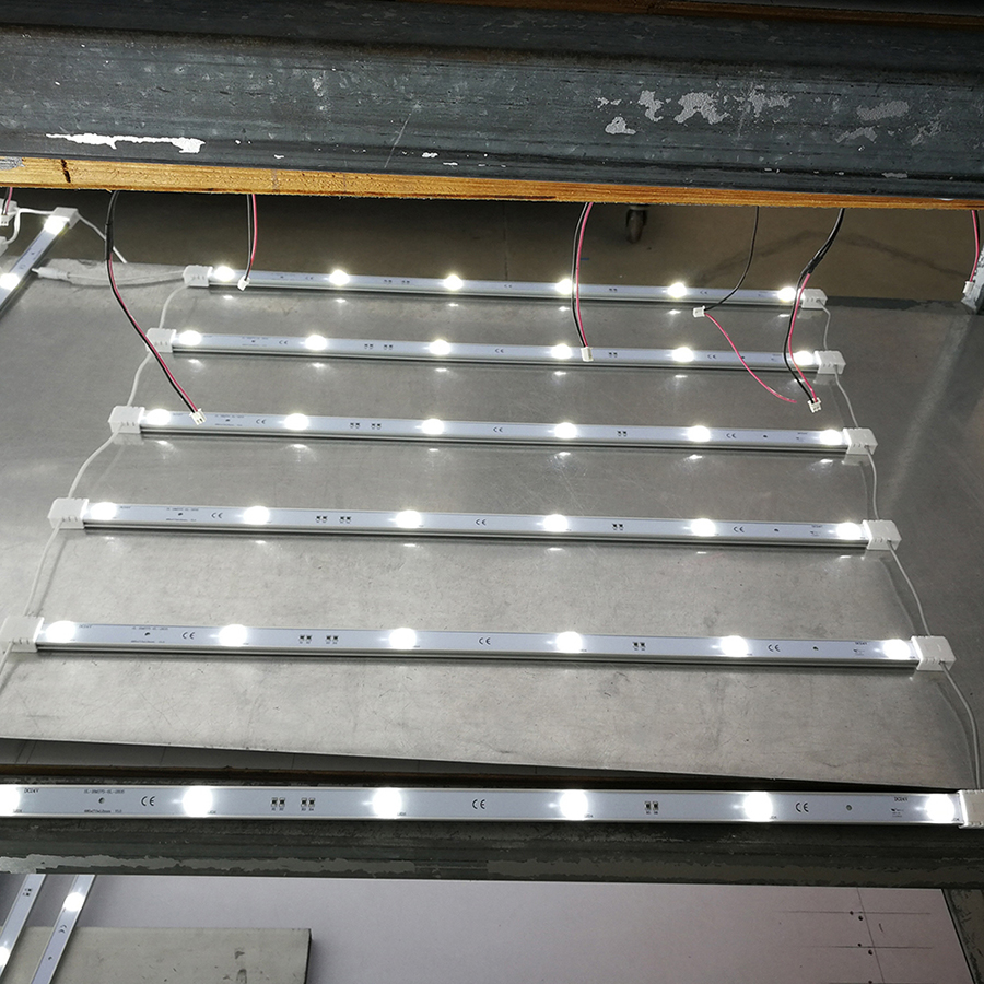 2835 36watt 6 strip 6 <strong>p10</strong> indoor <strong>led</strong> panel