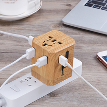 Multi plug adapter multi plug universal travel adapter multi travel adapter 4USB 4600mA out put for all kinds of mobile charging