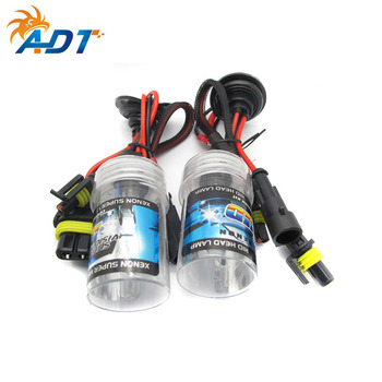 AutoDragons 12V 35W/55w Xenon Hid kit 9004 7 hid xenon bulb Single Beam 6000K Super Bright H4 HID H7 Xenon Bulb H1 xenon hid kit