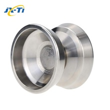 ultralight Trick metal custom titanium <strong>Yoyo</strong> For professional competition