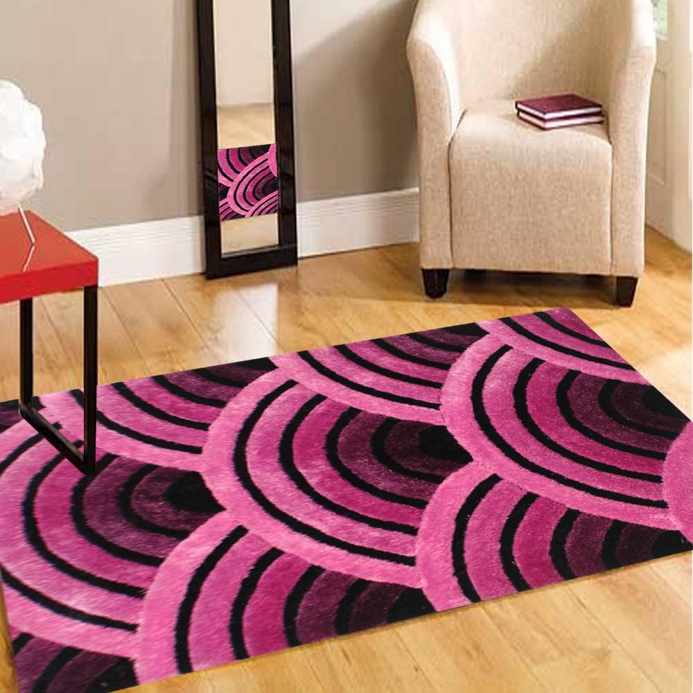 Ontwerper polyester modern huis keuken vloer rubberen matten en ...