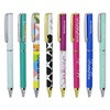 Custom Artwork Metal Souvenir Pen With Full Color Printing