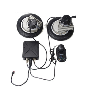 2019 new products 24v 250w electric wheelchair kits brushless DC <strong>motor</strong> and controller kits for electric wheelchair