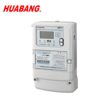 DTSD866 DLMS wireless smart <strong>meter</strong> GPRS Three phase multi-function electricity kwh <strong>meter</strong>