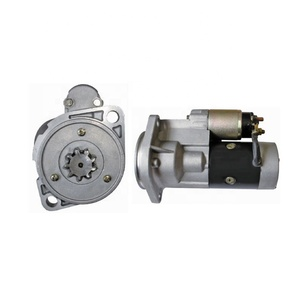 12V Car Starter Motor For Yanmar, S13204 12990077010 12990077040