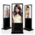 55 inch WIFI Android LCD Media Player Stand Indoor Screens Advertising Display Boards
