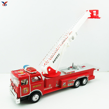 Most popular fire truck toy for kids collectible fire truck models