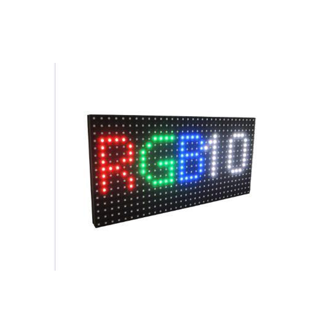 <strong>P10</strong> Outdoor RGB LED Panel 3in1 SMD Outdoor <strong>P10</strong> LED Modules