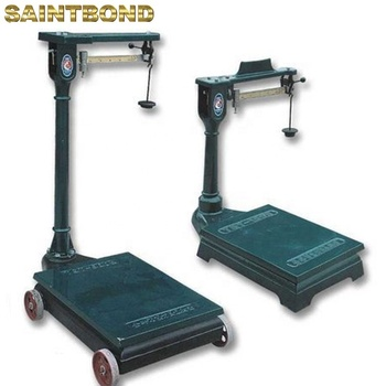 Old fashion Manufacturers Industrial Commercial Weighbridge Platform Scale