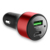 KC QC3.0 Car Charger PD 45W Quickcharge 18W CE FCC ROHS Certified