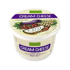High Quality Delicious Bulk Cream Cheese Price 500g From Belarussian Premium Cheese Exporter