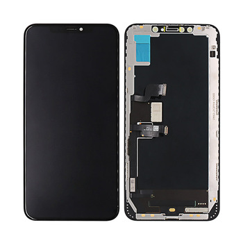 "Huaqiang North Top sale LCD for iPhone XS MAX 6.5"" OLED screen digitizer frame Premium"
