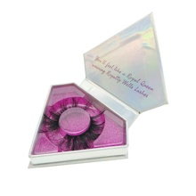DS best Volume Lashes Custom Eyelash Packaging Own Brand Eyelashes